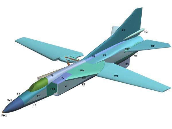 Parkflyer 8. Два в одном (МиГ-23), 1 часть