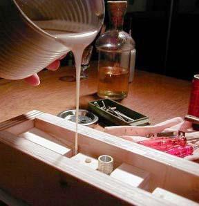 Как сделать форму для изготовления пропеллера по мастер-модели