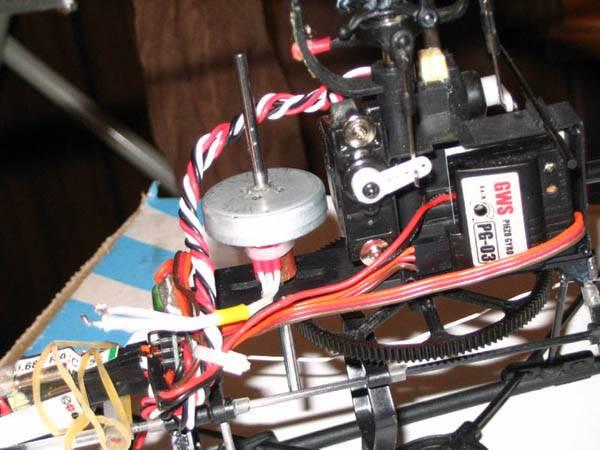 Мой опыт изготовления бесколлекторника